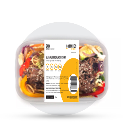 Gymmies Kitchen | Meal Prep Delivery | Food Delivered To Your Door